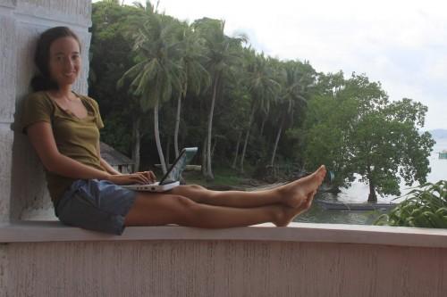 old guinlo - love the PAO balcony...