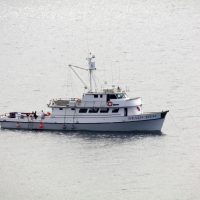 Life aboard the Searcher