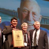Walter Munk, legendario oceanógrafo conmemorado a través de nuevo premio para estudiantes